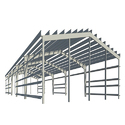 Iron Modular Prefabricated Steel Building
