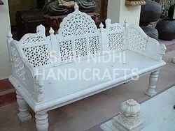 White Marble Garden Furniture