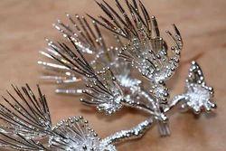 Silver Electroforming