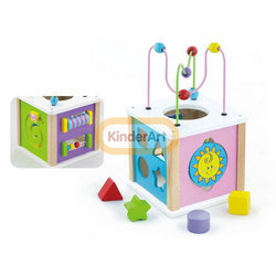5-in-1 Activity Toy
