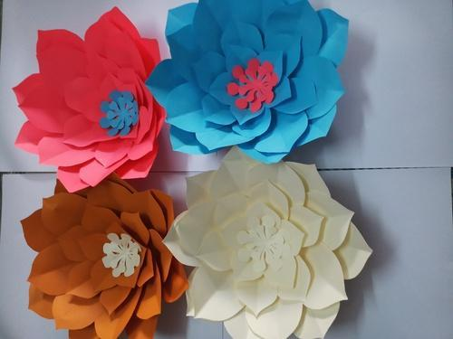 Large Paper Flowers