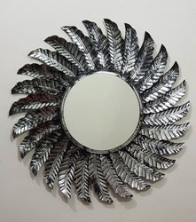 Leaf Wall Mirror
