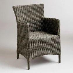 Garden Rattan Vintage Chair