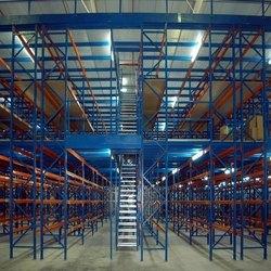 Mezzanine Warehouse