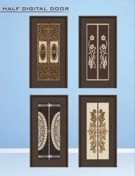Wood Interior Laminated Door for Home