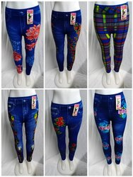 Imported Printed Stretchable Leggings