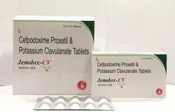 CEFPODOXIME & CLAVULANIC ACID