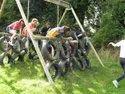 Tyre Climbing