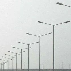 GRP Light Poles