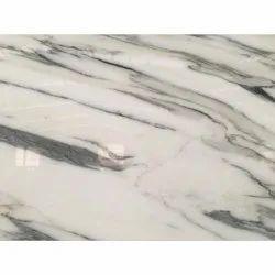 Indian Statuario Marble Slab