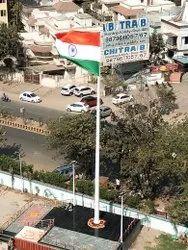 HIGH MAST POLE FOR NATIONAL FLAG