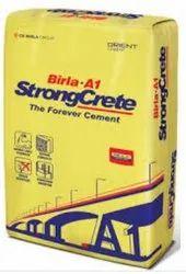 Birla A1 StrongCrete Cement, Cement Grade: General High Grade, Grade: Premium