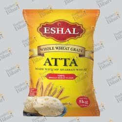 5 Kg Printed Atta Packaging Pouch