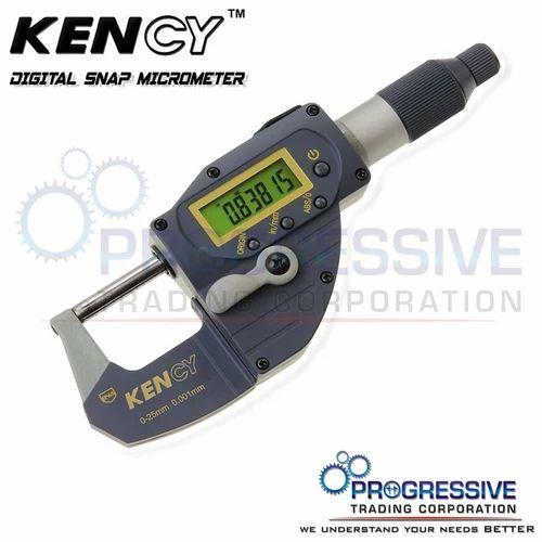 Kency Digital Quick Snap Micrometer