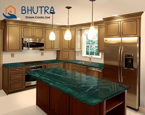 Bhutra Polished Finish Green Marble 16
