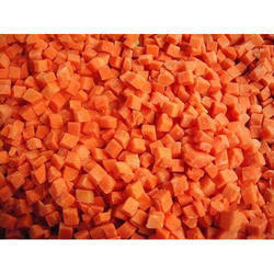 Frozen Diced Carrot