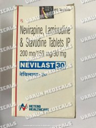 Nevilast 30 ( Nevirapine, Lamivudine & Stavudine)