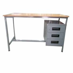 Gray Steel Table