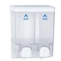 Liquid Soap Dual Dispenser
