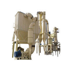 Kaolin Micronizing Plant