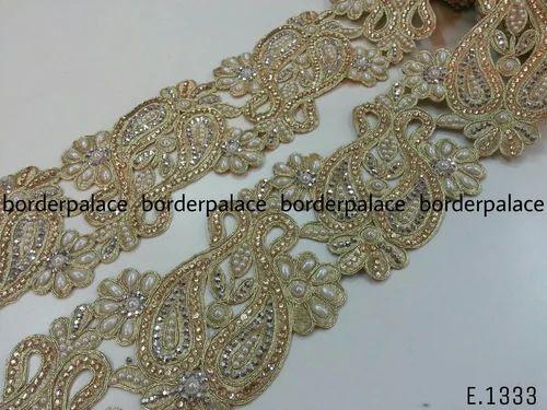 d0032f5009 Designer Lace - Designer lace Manufacturer from Surat