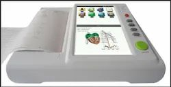Technocare ECG 12 Channel Machine, Number Of Channels: 12 Channels, Digital