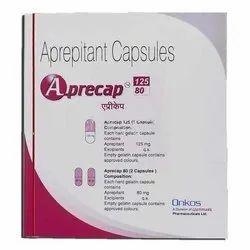 125/80 mg Aprepitant Capsules