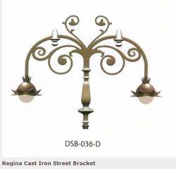 DSB-036-D Regina Cast Iron Street Bracket