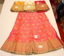 Rose Butti Silk Lehenga