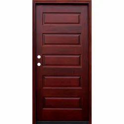 MR Wooden Door