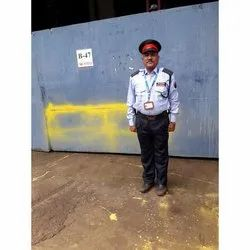 Unarmed Male Mall Security Guards Service, in Local