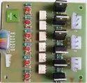 Seven Segment LED Three Phase Servo Stabilizer Control Card