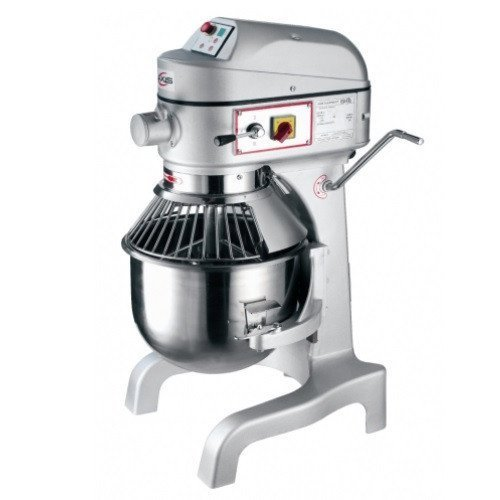 Stainless Steel Silver Commercial Planetary Mixer