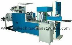 Automatic Two Line Paper Napkin Bandsaw Machine