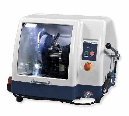 Metallurgical Equipments - Abrasive Cutting Machine