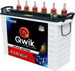 QWIK Solar Battery (150Ah) Capacity : 150