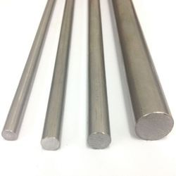 Stainless Steel Round Bar, Construction
