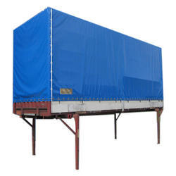 Container HDPE Tarpaulins Cover