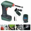 Portable Air Compressor with Built in LED Light
