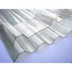 Polycarbonate Profile Roofing