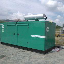 62 kva Mahindra Generator, Voltage: 220/440 Volts