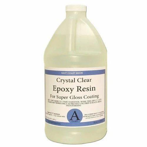 Crystal Clear Epoxy Resin