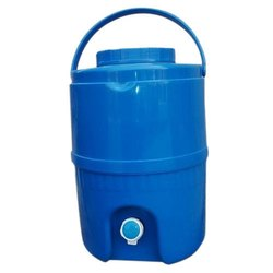 Blue Plastic Thermoware Water Jug, Capacity: 15 Litre