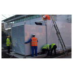Acoustic Enclosure Installation Service