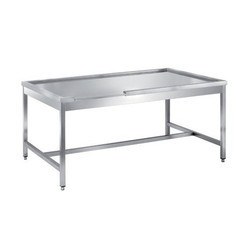 Stainless Steel Exit Table