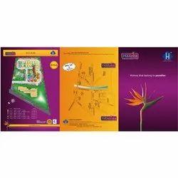 Advertising Brochure Printing Service