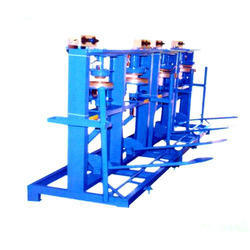 4 Die Manual Areca Leaf Plate Making Machine