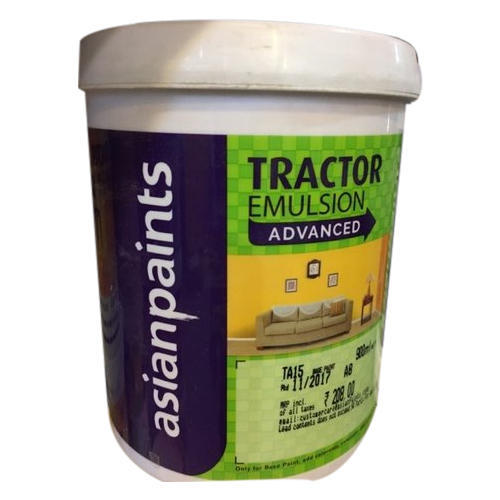 Asian Tractor Emulsion Advanced Paints At Rs 2250 20 Ltr Asian Emulsion Paints Id 20004510288