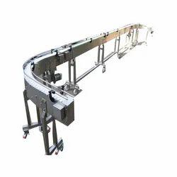 Inspection Slat Conveyor