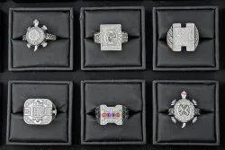 Silver Ornaments
